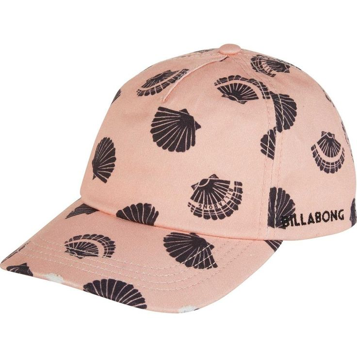 Billabong Girls' Surf Club Cap - Blush