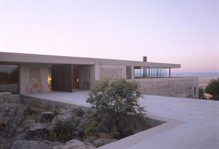 Galería - Casa Del Horizonte / Jesús Aparicio Estudio de Arquitectura - 1