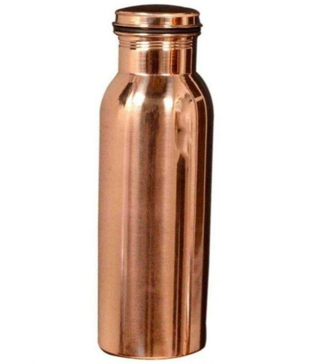 Reyansh Copper Bottles In Goldenrod Color (900 ml)  #copperwaterbottle  #waterbottle #discount #offer #ebizy