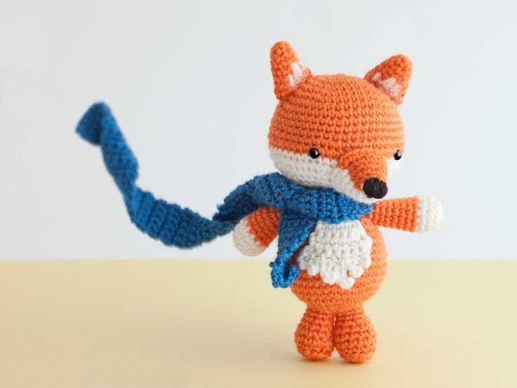 Fox Terrier Amigurumi Patron : Mas de 1000 imagenes sobre AMIGURUMI - got to try this en ...