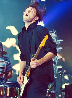 Josh Klinghoffer in Orlando FL. at the Amway Center! I WAS THERE! Best day ever<3