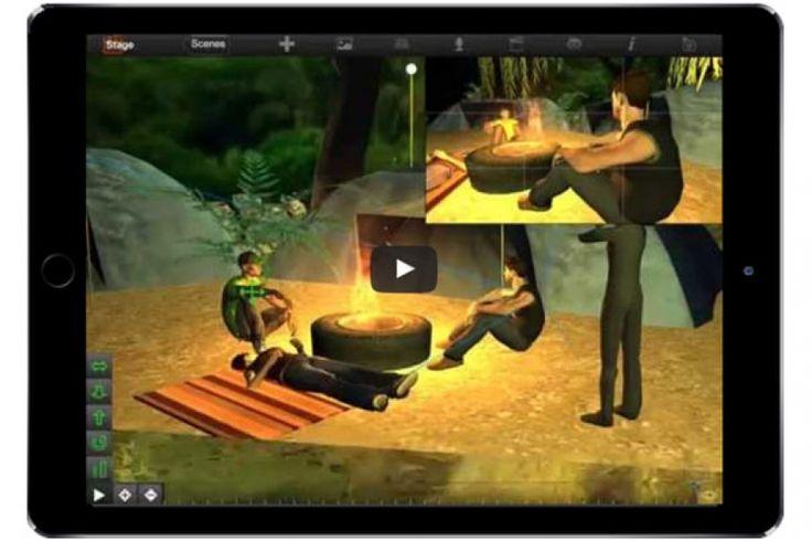 ShotPro previsualization app on Mac