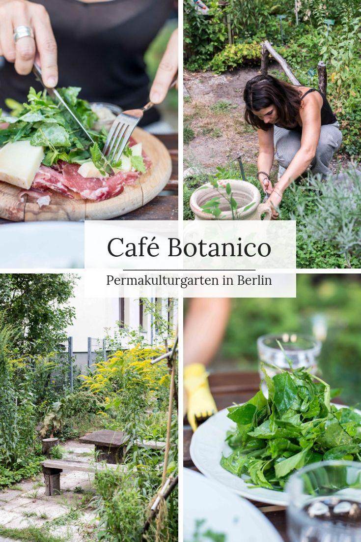 Cafe Botanico Italienische Kuche Aus Dem