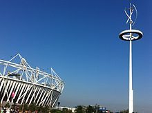 Darrieus wind turbine - Wikipedia, the free encyclopedia