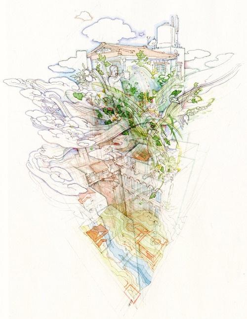 akira-yamaguchi-explores-the-idea-of-time