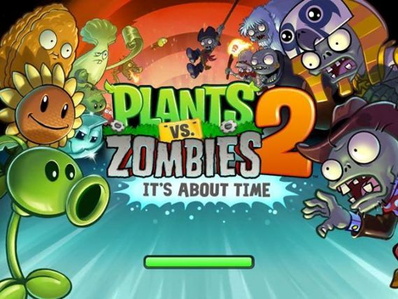 Plants vs. Zombies 2 – Best Games on Google Play & iOS