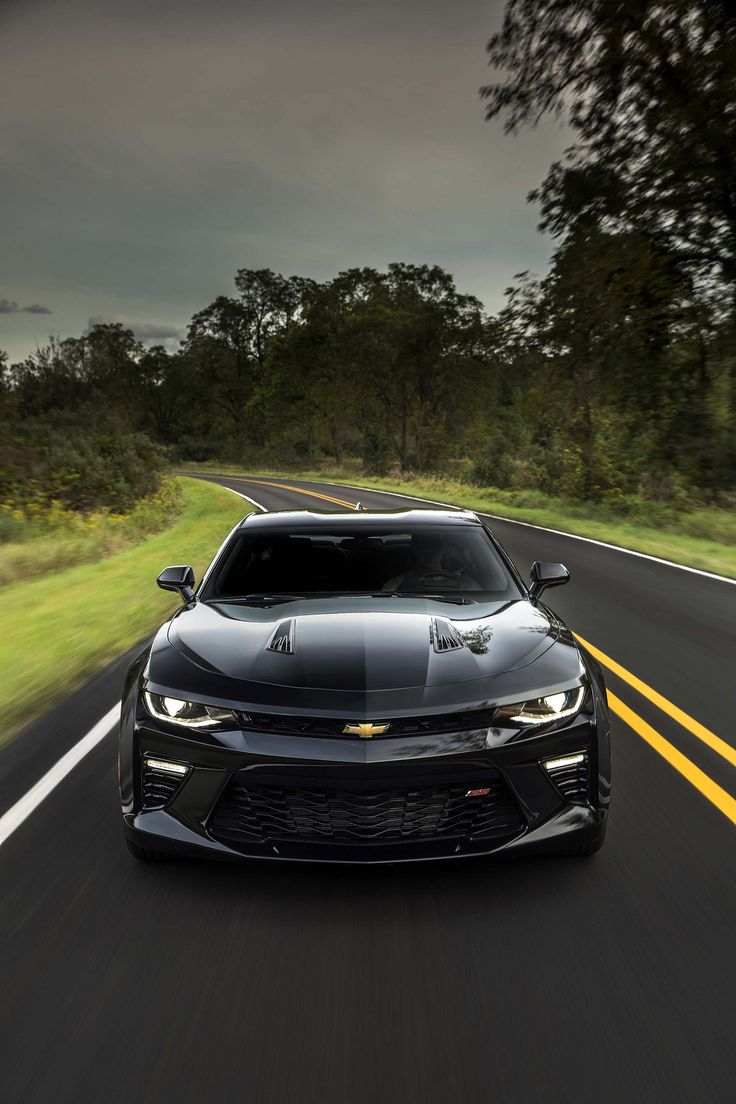 2016 Camaro SS BREAKS THE 200 MPH MARK! Hennessey Performance PROPELLED Their 2016 Camaro SS To A Top Speed Of 202.1 Mph!!!