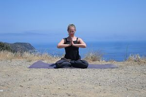 Anjali Mudra - Salutation Seal or Prayer Position