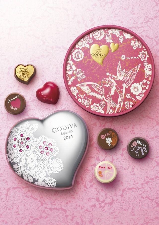 ナタリー・レテが彩るゴディバのバレンタイン発表。瀧本美織主演ムービー用意