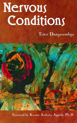 Nervous Conditions by Tsitsi Dangarembga. If you only ever read one book about racial and Afro-European hybridity, this is the one to read.