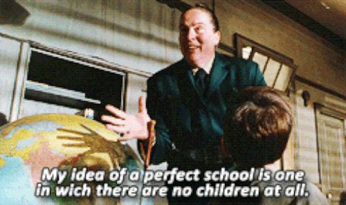 "33 Times Miss Trunchbull From ""Matilda"" Utterly Destroyed Your Childhood"