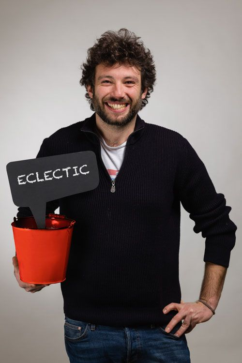 Paolo Festa - Scenography & Installation Designer  #TEDxVicenza #PlantingTheSeeds #TEDx #Vicenza