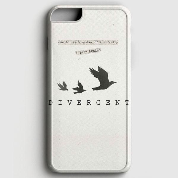 Divergent Quote Collage iPhone 7 Case