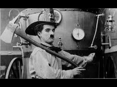 Charlie Chaplin: The Fireman (1916)