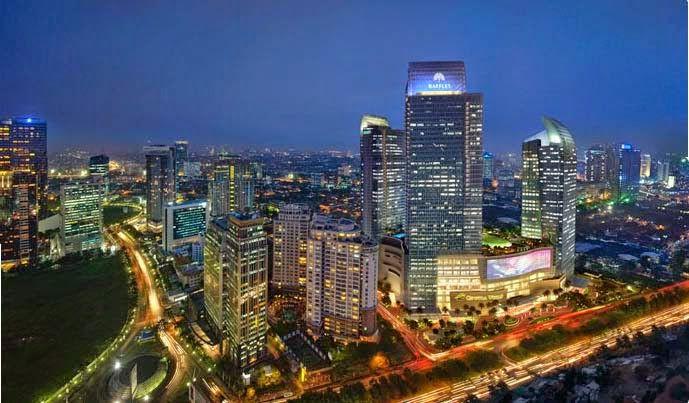 Pusat Bisnis Indonesia: Daftar Pusat Bisnis di Jakarta