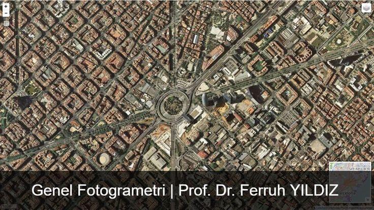 Fotografik görüntülerin ve elektromanyetik enerjinin kayıt altına alıp modelleyen bilim dalıdır