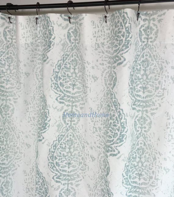A Homeandhome Shower Curtain Brings Top Quality Unique Style To