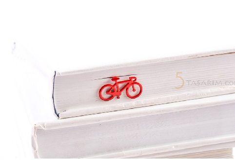 bisiklet kitap ayracı modelleri