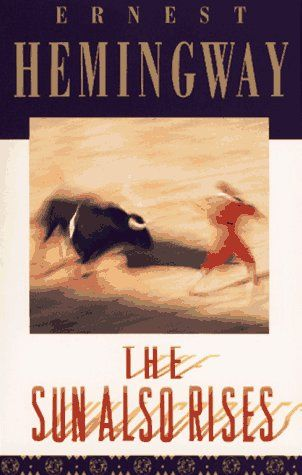 Written in Paris in the late '20s by Ernest Hemingway, The Sun Also Rises captures the Paris cafe life, the excitement of the running of the bulls and bullfights in Pamplona, and the perils of romance with Lady Brett Ashley.