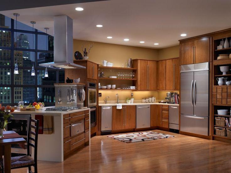 2014 Kitchen Color Ideas Natural Wood
