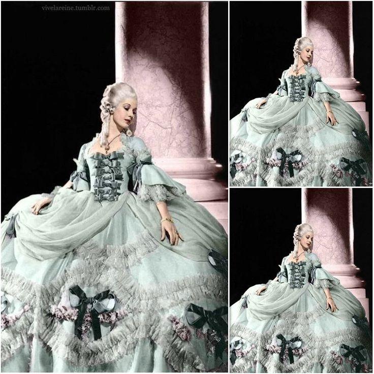 25 beste idee n over bevestiging jurken op pinterest witte jurk accessoires witte jurk - Stijl van marie antoinette ...