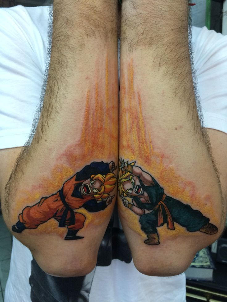 dragon ball tattoo by suli233e pepper dragonball fusion