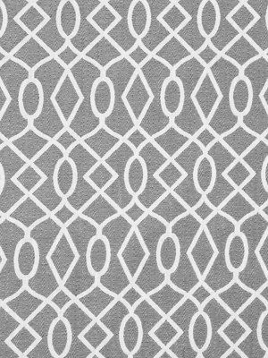 Modern Upholstery Fabric by the Yard , Silver and White Abstract Upholstery  Fabric Yardage  Modern Upholstery FabricColor PatternsGeometric ...