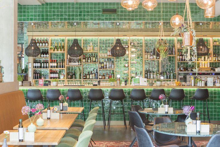 Our bar, our restaurant ..