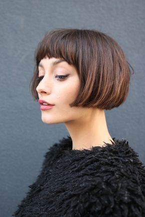 3 Hair Trends That Will Be Huge In L.A. This Year #refinery29 http://www.refinery29.com/los-angeles-hairstyle-trends#slide-3 BangsStylist: Sal SalcedoSalon: Benjamin Arts DistrictWhat To Ask For: A classi...