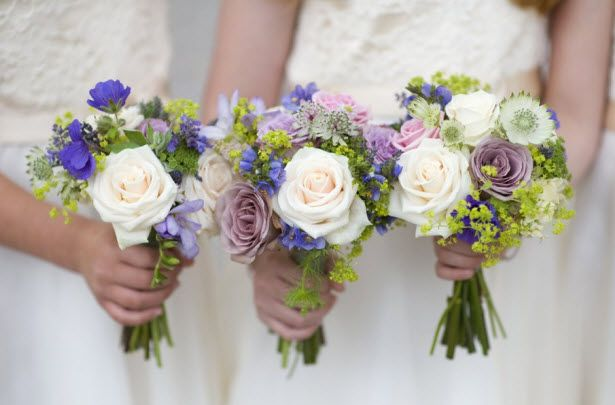 wedding flowers | you marry can make a real impact on your choice of wedding flowers ...