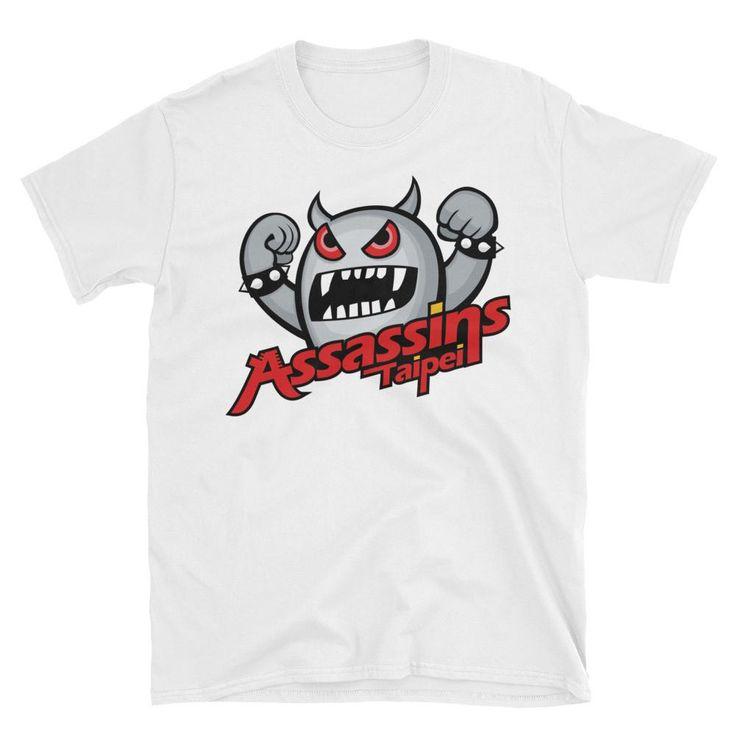 Taipei Assassins Men's Short Sleeve T-Shirt