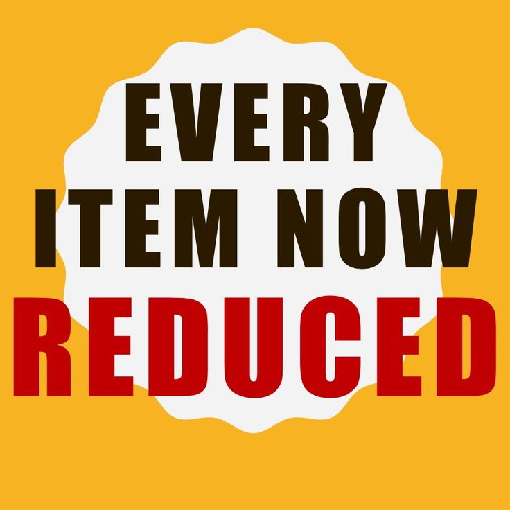 We thought you should know, everything has been reduced!  Reduced shipping for 2 items or more.
