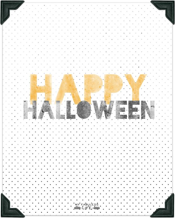 15 best Favorite Video Tutorials images on Pinterest Christmas - free halloween printable decorations