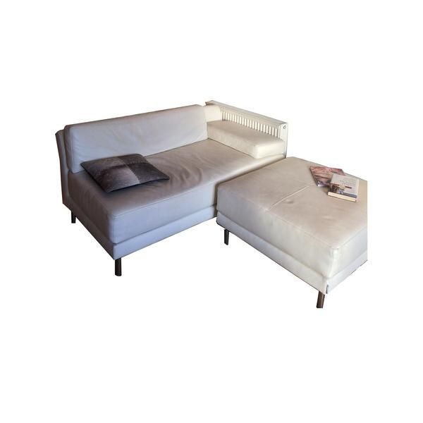 1000 Ideas About White Leather Sectionals On Pinterest