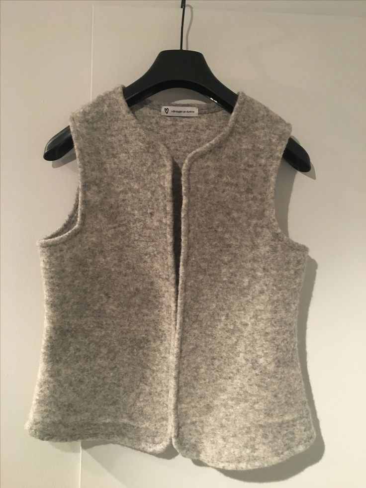 Waistcoat made for my best friend, who is always cold. Pattern: Stoff og stil (2500434) Fabric: Stoff og stil (310281)