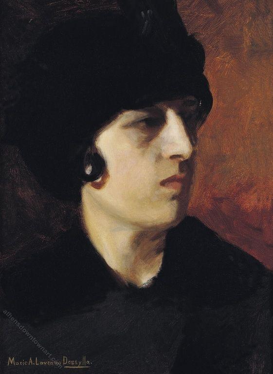 .:. Δεσύλλα-Λαβράνου Μαρία – Maria Desylla-Lavranou [1893-1987]