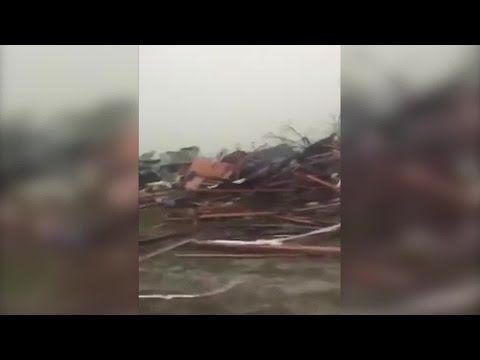 Best 10 Tornado Damage Ideas On Pinterest