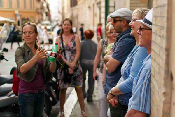 Walks of Italy group tours - only 12 people or fewer