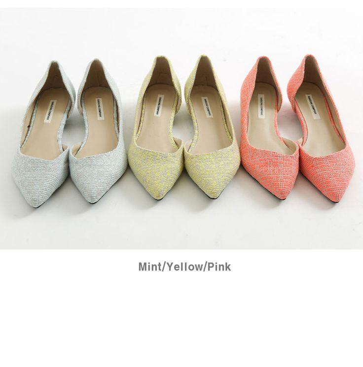 Pastel Slimline Flat 3Cs