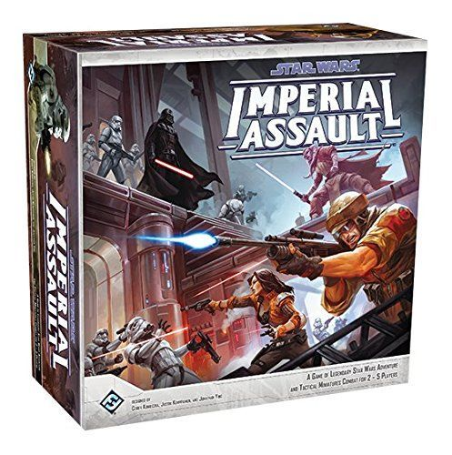 Star Wars – Imperial Assault Game