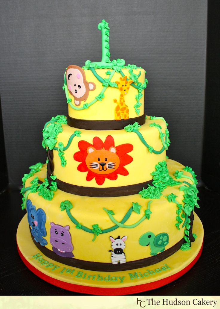 32 Best Images About 1st B Day Ideas On Pinterest Jungle