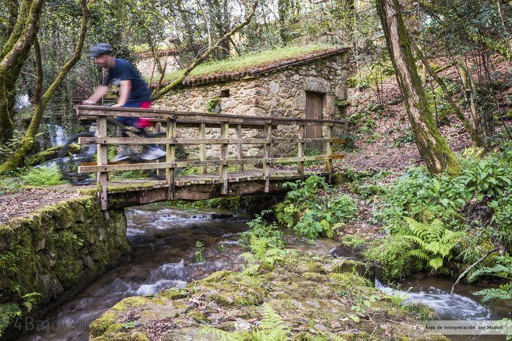 Área de interpretación dos muíños #Vedra #Turismo #Audioguias #Fotografia #Galicia #Photography #Bike #Ruta #Muiños #Molinos
