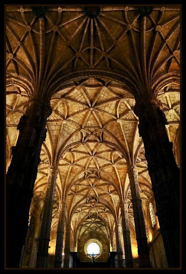 Monastery of Jerónimos by Berenice Kauffmann Abud