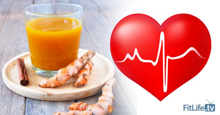 1 Glass Of Turmeric Juice Is Equal To 1 Hour Of Exercise For Your Heart Heart disease is the leading cause of death in the