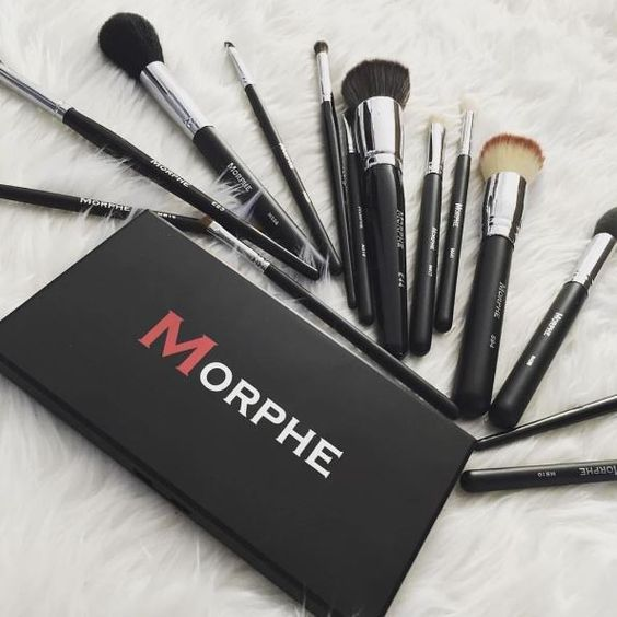 Brochas suaves y firmes para un maquillaje impecable.  #MorpheBrushes #Brochas