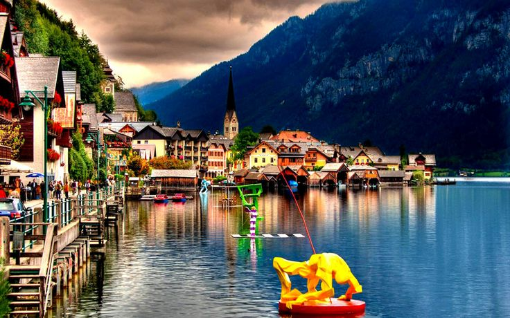 A delightful holiday in #Europe awaits you.... Know more: http://www.hitours.in/europe/