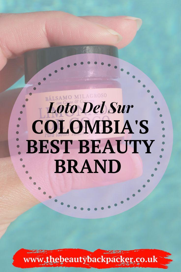 Loto Del Sur - Colombia's Best Beauty Brand   colombia beauty, best beauty brands, global beauty, colombia culture, best beauty products, colombia travel, colombian beauty,