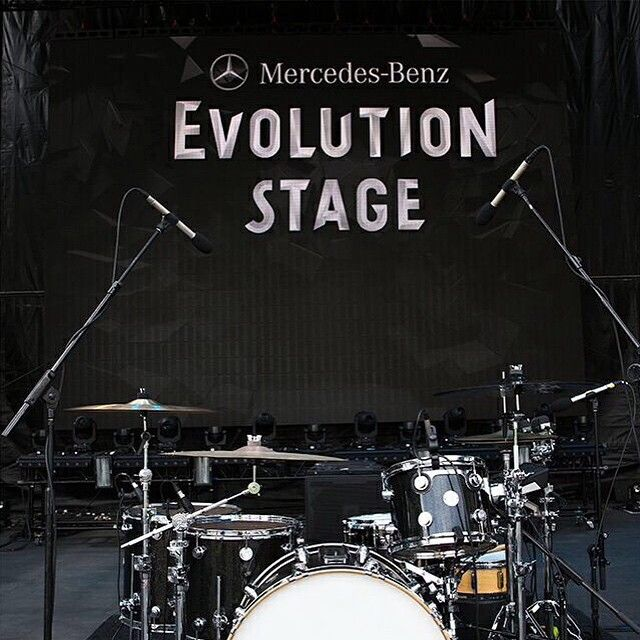 mercedes evolution tour bastille