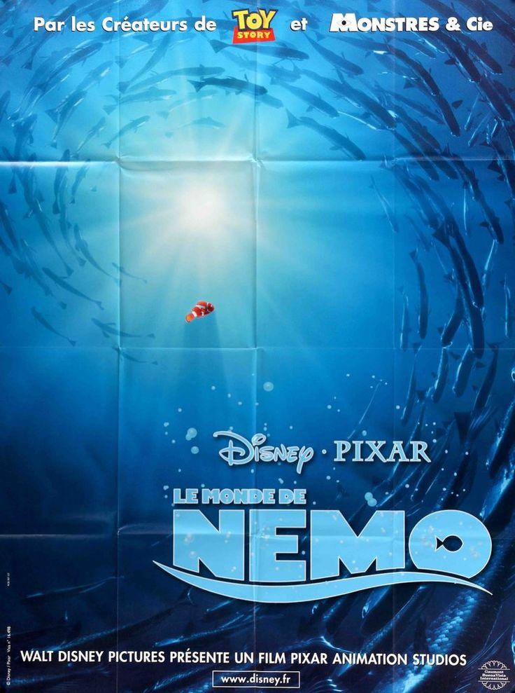 Finding Nemo (2003) #2000s #2003 #Albert-Brooks