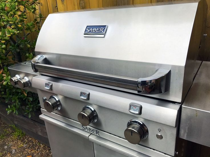 how to clean a kitchen grill